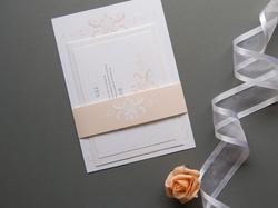 classic elegant wedding wrapper