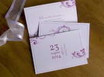 creative custom invitation