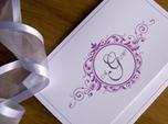 custom wedding logo